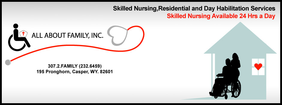 All About Family Registered Nursing Facility Developmental Disabilites, Long Term or Short Term Care